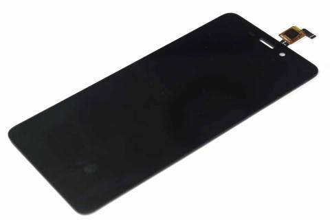 Дисплей с сенсором ZTE Blade X3, T620, черный