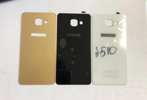 Задняя крышка Samsung Galaxy A5 2016, SM A510f, черная