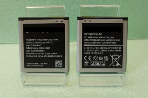 Аккумулятор Samsung Galaxy Core 2, G355h, i8552, EB-BG355BBE, 2000mAh