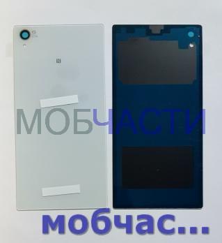 Задняя крышка Sony Xperia Z1, c6903, белый