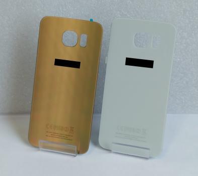 Задняя крышка Samsung Galaxy S6, SM G920f, золотистая