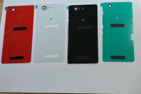 Задняя крышка Sony Xperia Z3 compact, d5803, черный