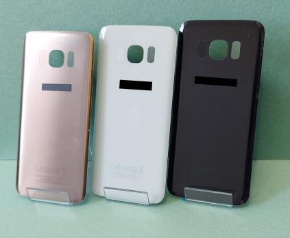 Задняя крышка Samsung Galaxy S7 Edge, SM G935f, серая
