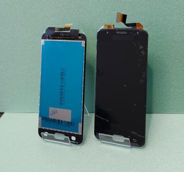 Дисплей с сенсором Samsung Galaxy J5 Prime, SM G570f, ds, черный