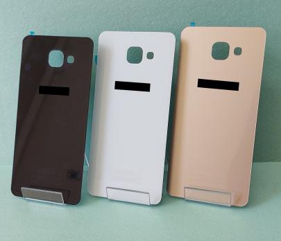 Задняя крышка Samsung Galaxy A7 2016, SM A710, белая.