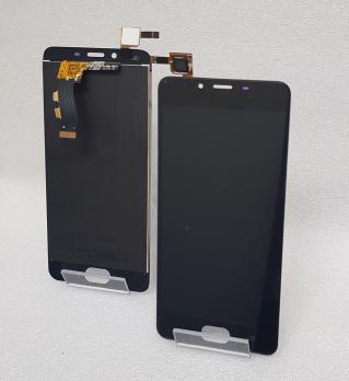Дисплей с сенсором Meizu U10, u680h, черный.