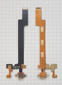 Нижняя плата с разъемом зарядки и микрофоном Meizu MX5, m575m, m575u