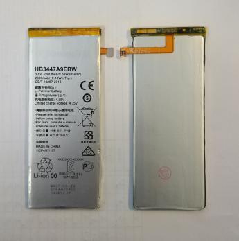 Аккумулятор Huawei P8, HB3447A9EBW, 2600mAh