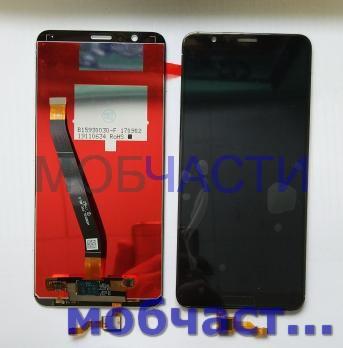Дисплей с сенсором Huawei Honor 7X, BND-L21, черный