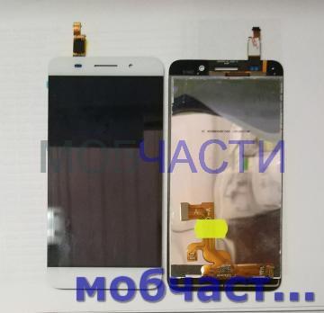 Дисплей с сенсором Huawei Honor 4X, CHE2-L11, черный