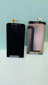Дисплей с сенсором Asus Zenfone 3 Max, ZC550KL, черный.
