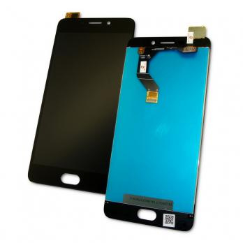 Дисплей с сенсором Meizu M6 Note, черный.