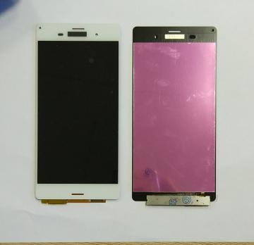 Дисплей с сенсором Sony Xperia Z3, D6603, d6643, d6653, d6616, белый