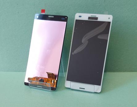 Дисплей с сенсором Sony Xperia Z3 compact, d5803 белый