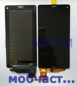 Дисплей с сенсором Sony Xperia Z3 compact, d5803, черный