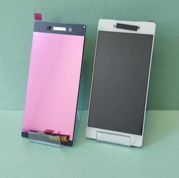 Дисплей с сенсором Sony Xperia Z3 Plus,  Z4, e6533, e6553, белый