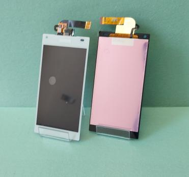 Дисплей с сенсором Sony Xperia Z5 compact, e5803, e5823, белый