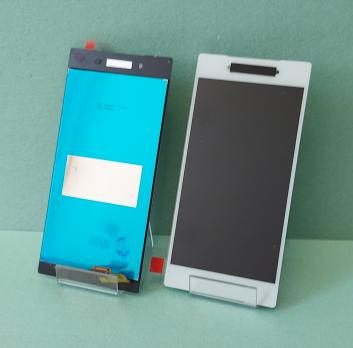 Дисплей с сенсором Sony Xperia Z5, e6603, e6633, e6653, e6683, белый