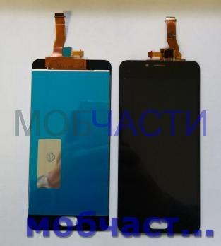 Дисплей с сенсором Meizu M5c, m710h, черный