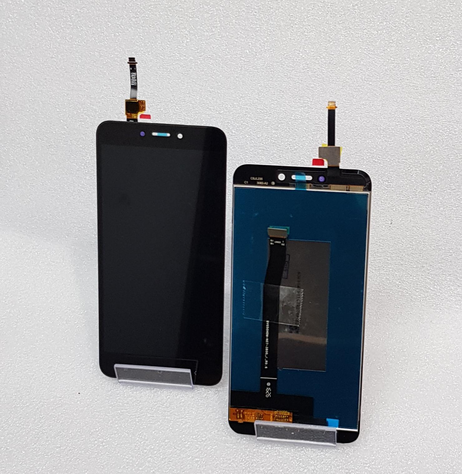 Дисплей с сенсором Xiaomi Redmi 4x, черный