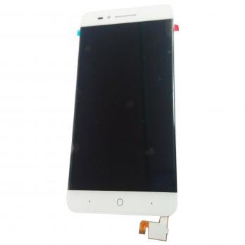 Дисплей с сенсором ZTE Blade A610, белый