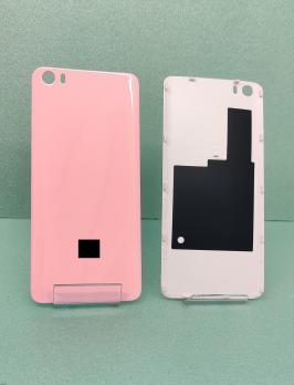 Задняя крышка Xiaomi Mi 5, розовый, копия