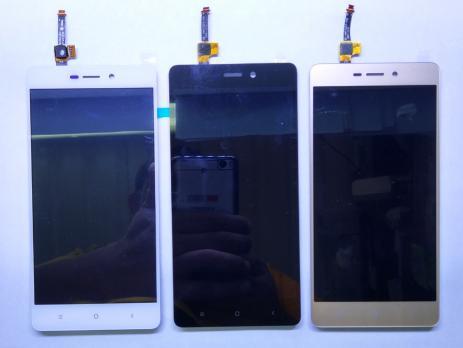 Дисплей с сенсором Xiaomi Redmi 3, Redmi 3 Pro, Redmi 3s, Redmi 3x, черный