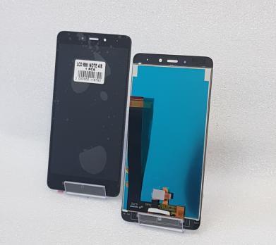 Дисплей с сенсором Xiaomi Redmi Note 4, 2016102, черный