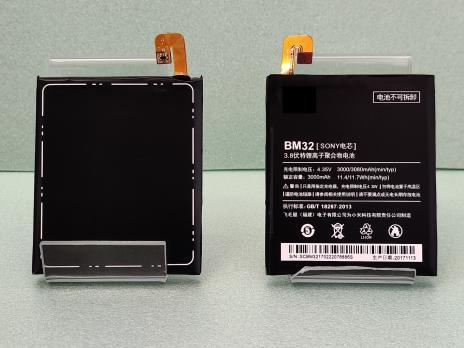 Аккумулятор Xiaomi Mi 4, BM32, 3000mAh