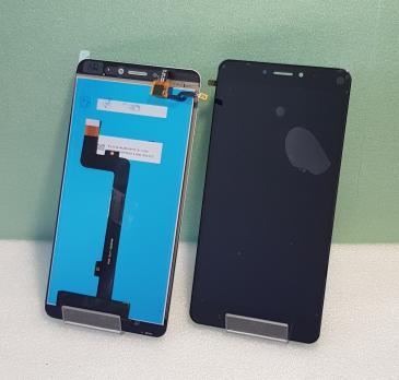 Дисплей с сенсором Xiaomi Mi Max 2, mde40, черный