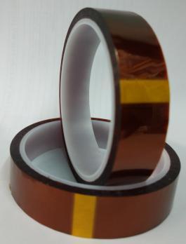 Термоскотч каптоновый, Ht Ly, ширина 3 см.