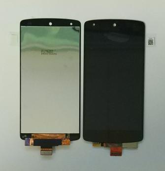 Дисплей с сенсором LG Nexus 5, D820