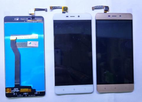 Дисплей с сенсором Xiaomi Redmi 4 Pro, золото