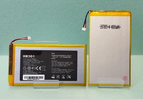 Аккумулятор Huawei MediaPad T1 T1-701u, MediaPad T3 7.0 BG2-U01, HB3G1H, 3,7v, 4000mAh