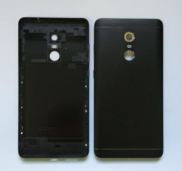 Задняя крышка (корпус) Xiaomi Redmi Note 4x, черный