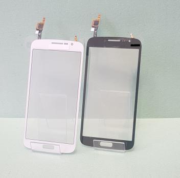 Сенсорное стекло (тачскрин) Samsung Galaxy Grand 2, SM G7102, SM G7108, белый