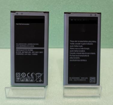 Аккумулятор Samsung Galaxy  S5, SM G900F/H, EB-BG900BBE, 2800mAh