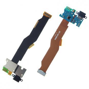 Шлейф с разъемом зарядки и микрофоном Xiaomi Mi5