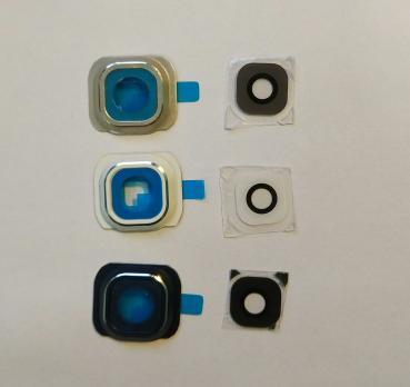 Стекло камеры Samsung Galaxy S6, SM G920