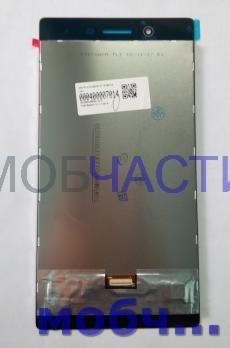 Дисплей с сенсором Lenovo Tab 3-730x, TB-7304L, черный