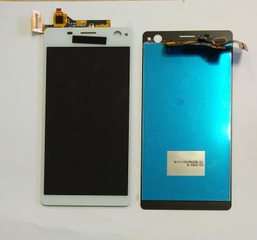 Дисплей с сенсором Sony Xperia C4, e5303, белый