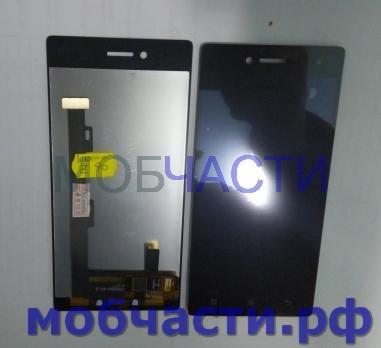 Дисплей с сенсором Lenovo Z90, Vibe shot, черный