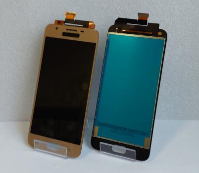 Дисплей с сенсором Samsung Galaxy J5 Prime, SM G570f, ds, золото