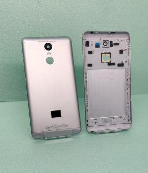 Задняя крышка Xiaomi Redmi Note 3, серая