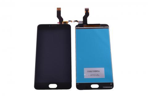Дисплей с сенсором Meizu M3 Note, L681h, черный