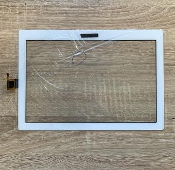 Сенсорное стекло (тачскрин) Lenovo Tab 2, A10-30, TB2-X30L, белое