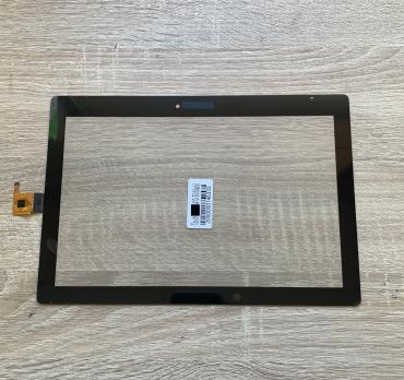 Сенсорное стекло (тачскрин) Lenovo Tab 2, A10-30, TB2-X30L, черное