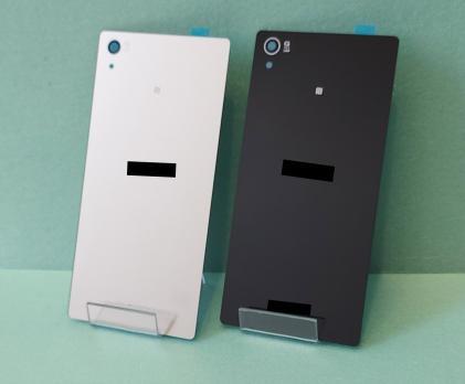 Задняя крышка Sony Xperia Z5 Premium, E6833, E6853, E6883 черная.