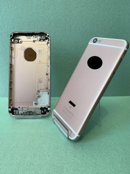 Корпус iPhone 6S, розовый