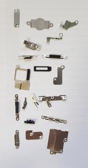 Внутренние корпусные части для iPhone 5 (набор металлических пластин)